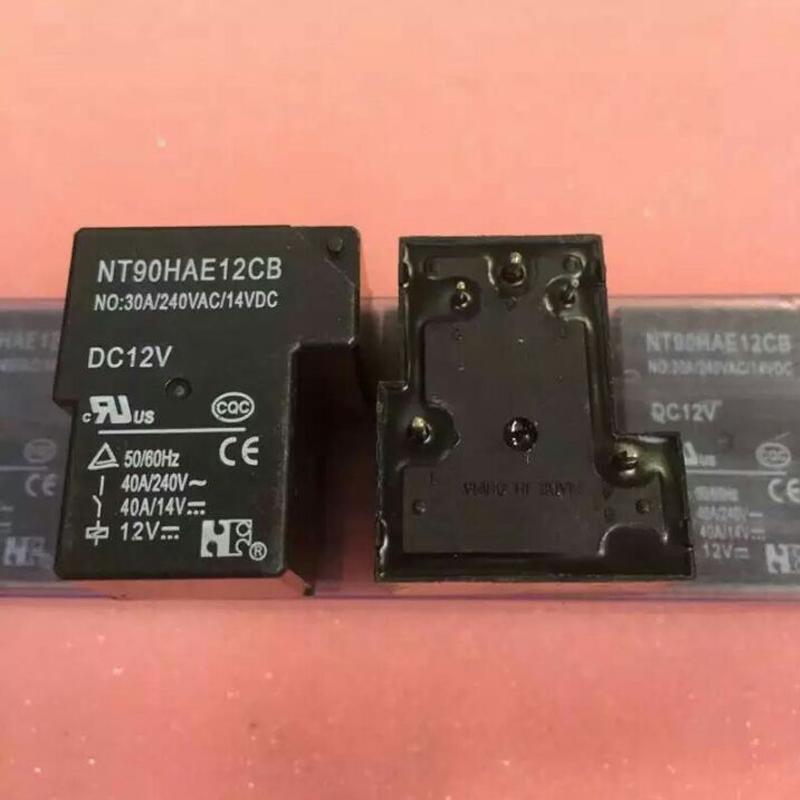 NT90RNCS220CB AC220V 30A Power Relay T90 DIP x 5pcs