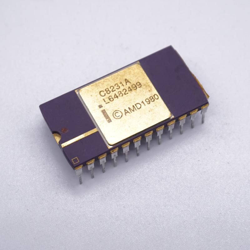 1PCS C8231A INTEL C8231A Arithmetic Processor SBCDIP24