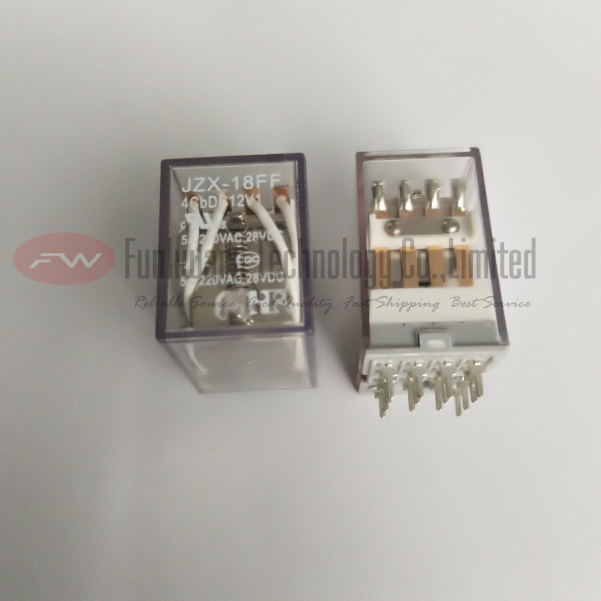 JZX-140FF HF140FF-012-2ZS Power Relay Replace G2R-2-12VDC 12V 8 Pins  X