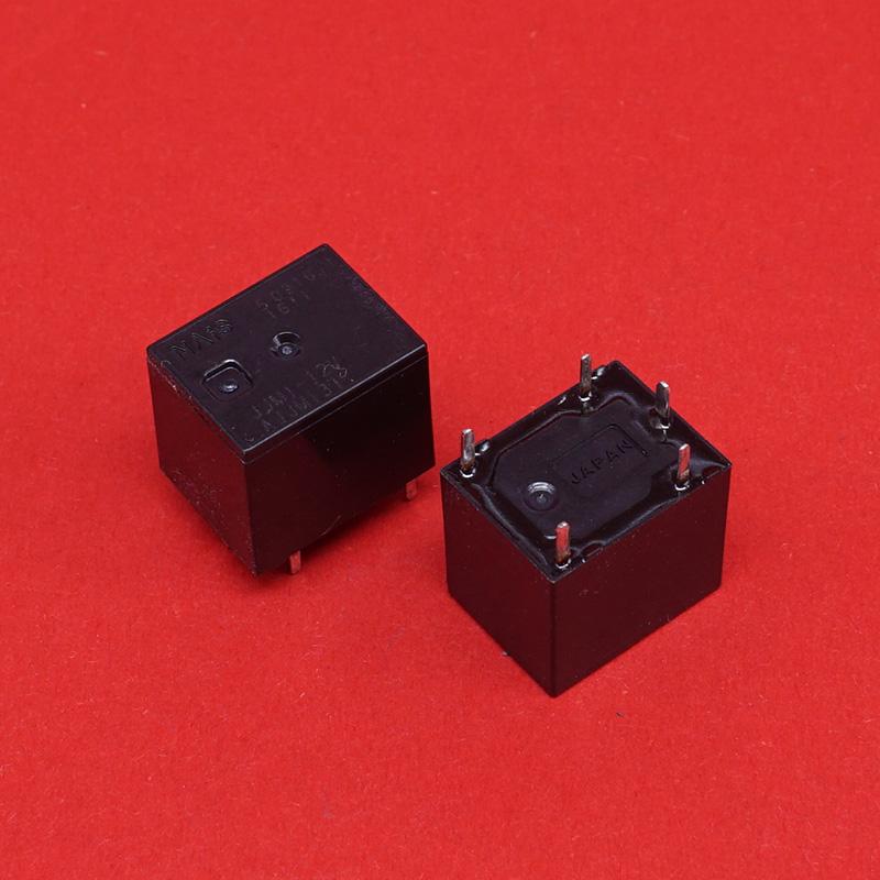 2pcs new Panasonic Relay JJM1-12V AJJM131 5pin