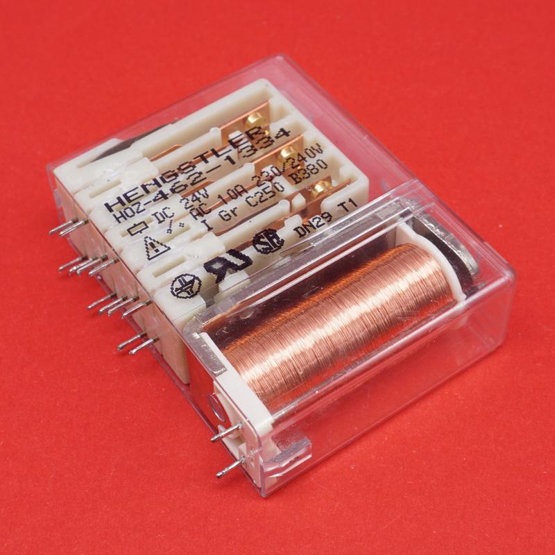 HOZ-462-1210 DC24V Safety Relay 10A 230//240V 14 Pins x 1pc