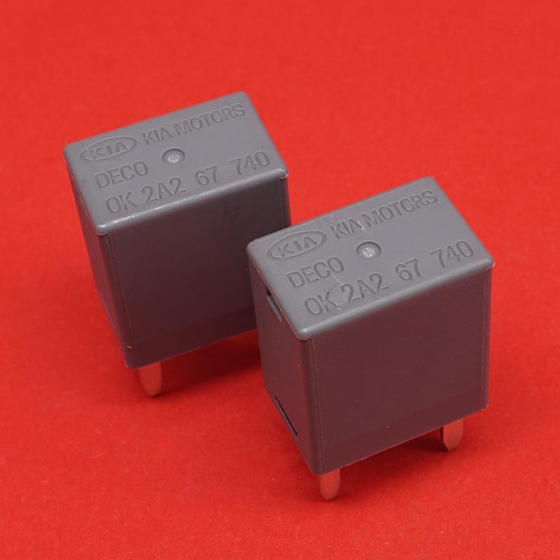 New 95230-2P030 12V Automotive Relay 35A 4 Pins for Hyundai KIA Automobile x1PC