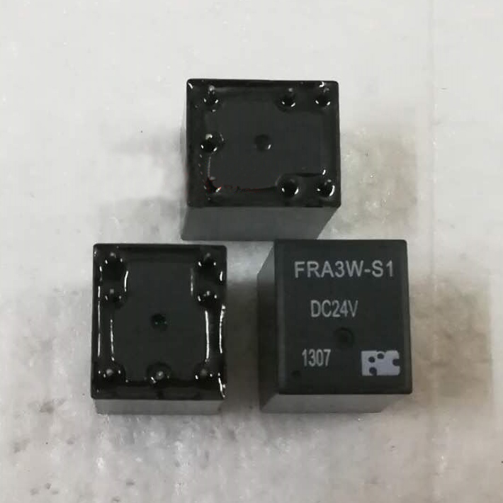 KFZ-Hochstrom-Relais 24V= 1xUM 362 Ohm 24V//60A offene Bauform FIC FRA2C-2-DC24V