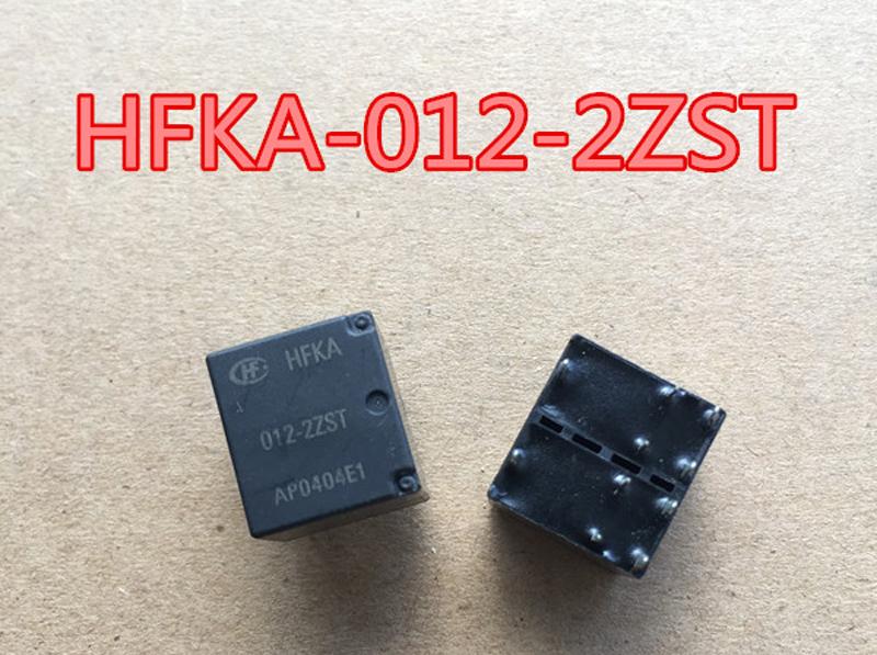 1PC  HFKA  012-2ZST  12VDC Relay  HONGFA Brand