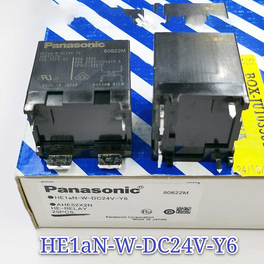 HE1AN-Q-DC24V Panasonic Relay