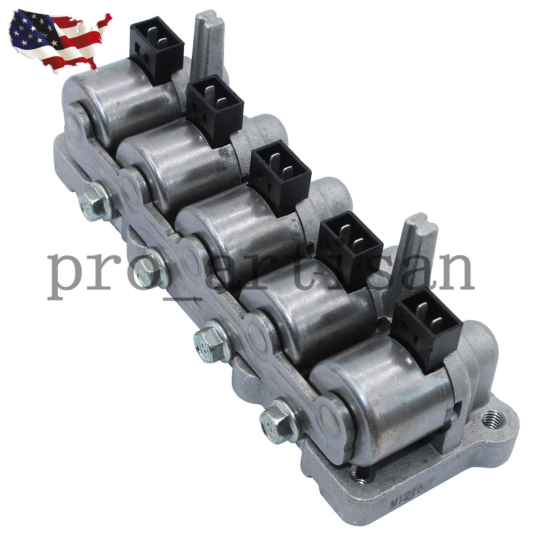 Hyundai Elantra: Solenoid valve. Repair procedures (A4CF2)