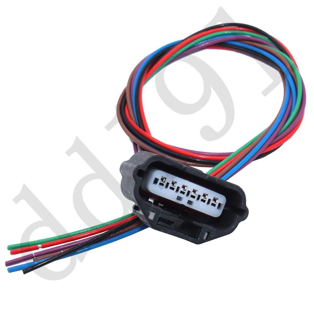 Mass Air Flow MAF Sensor Connector Plug Harness for 2003-2014 Nissan Infinity Suzuki