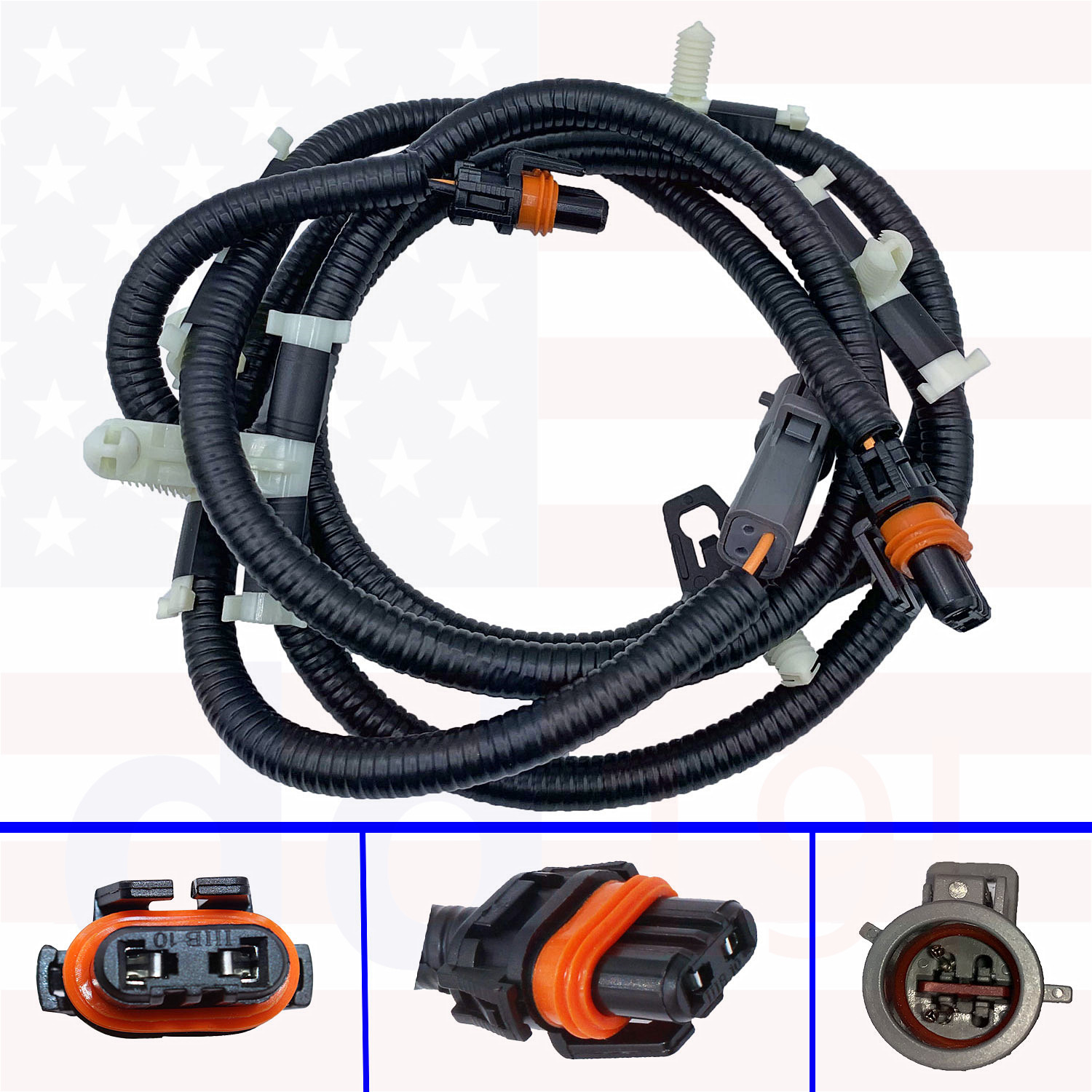 Fog Driving Light Wiring Harness For 05