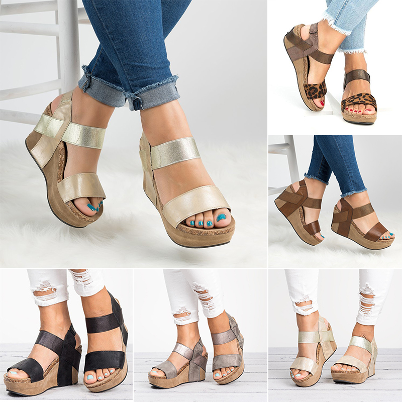 New Womens Summer Sandals Shoes Open Toe Size 6 7 8 9 10