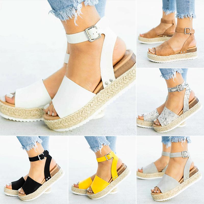 Sandal ~ Fantasy ~ Womens ARILLAS ~ BLUE~ Twin Adjustable Buckle Casual Shoe