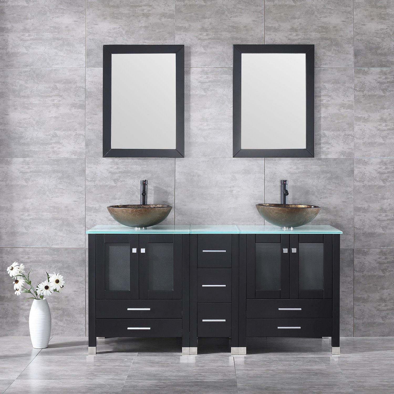 36 60 Modern Bathroom Vanity Cabinet