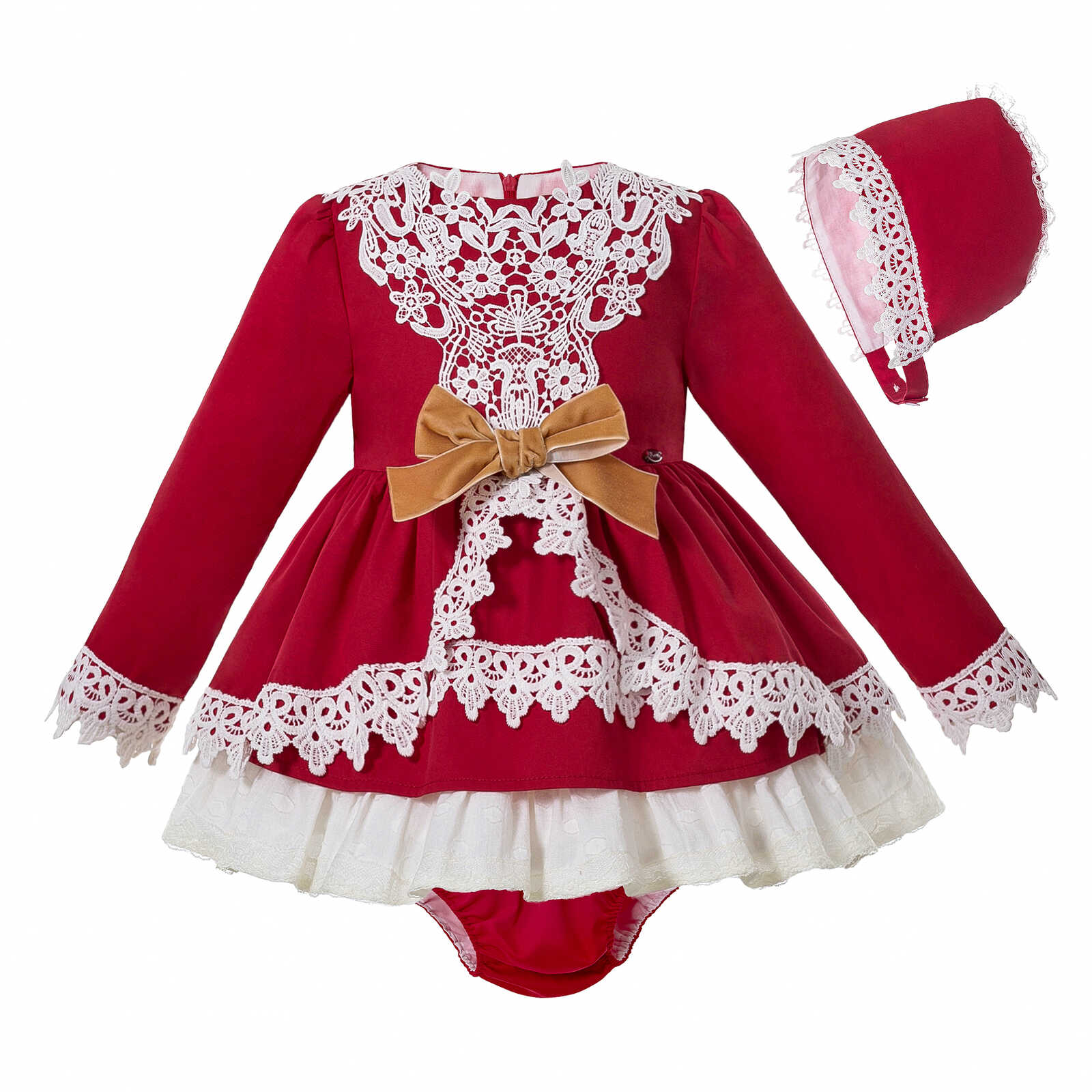 Baby Girl Christmas Xmas Dress Princess Girls Cute Bowknot Party Gown Dresses