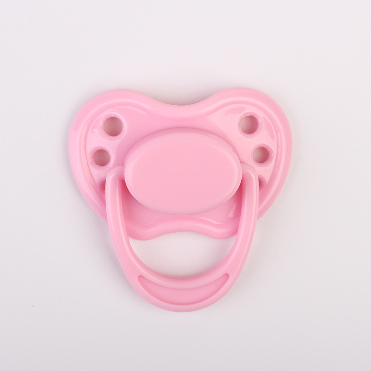 Pink Feeding Bottle Dummy Pacifier Set For Reborn Baby Dolls Accessories in Lots