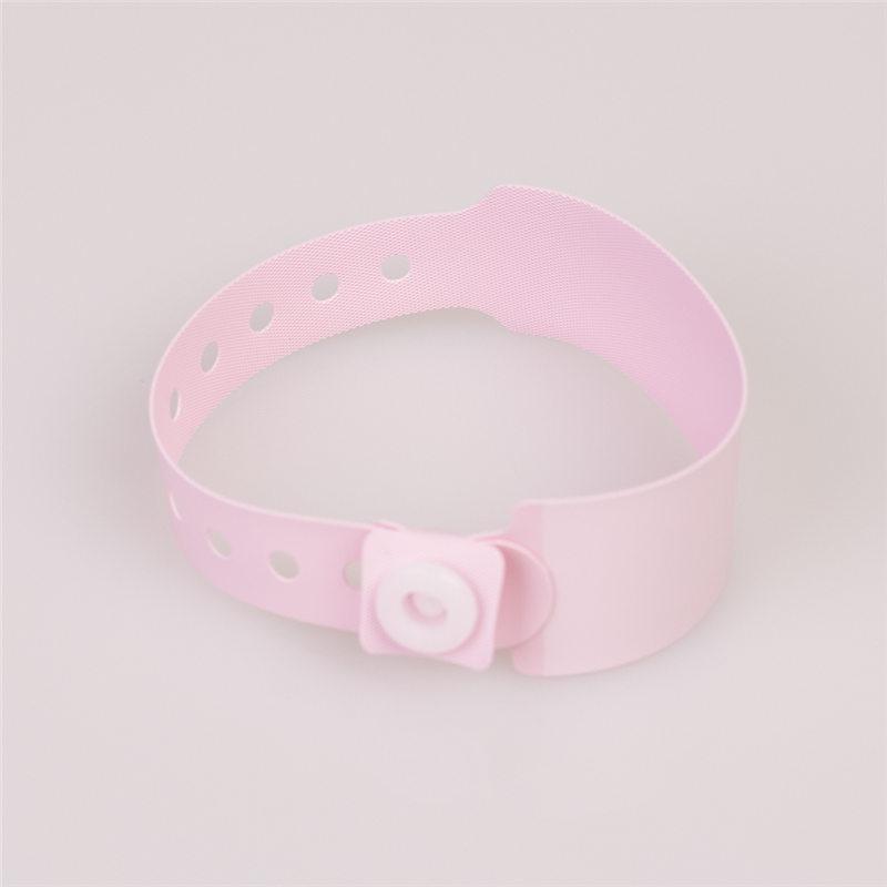 5pcs//set Reborn Baby Hospital ID Wristbands Bracelets Reborns Accessories