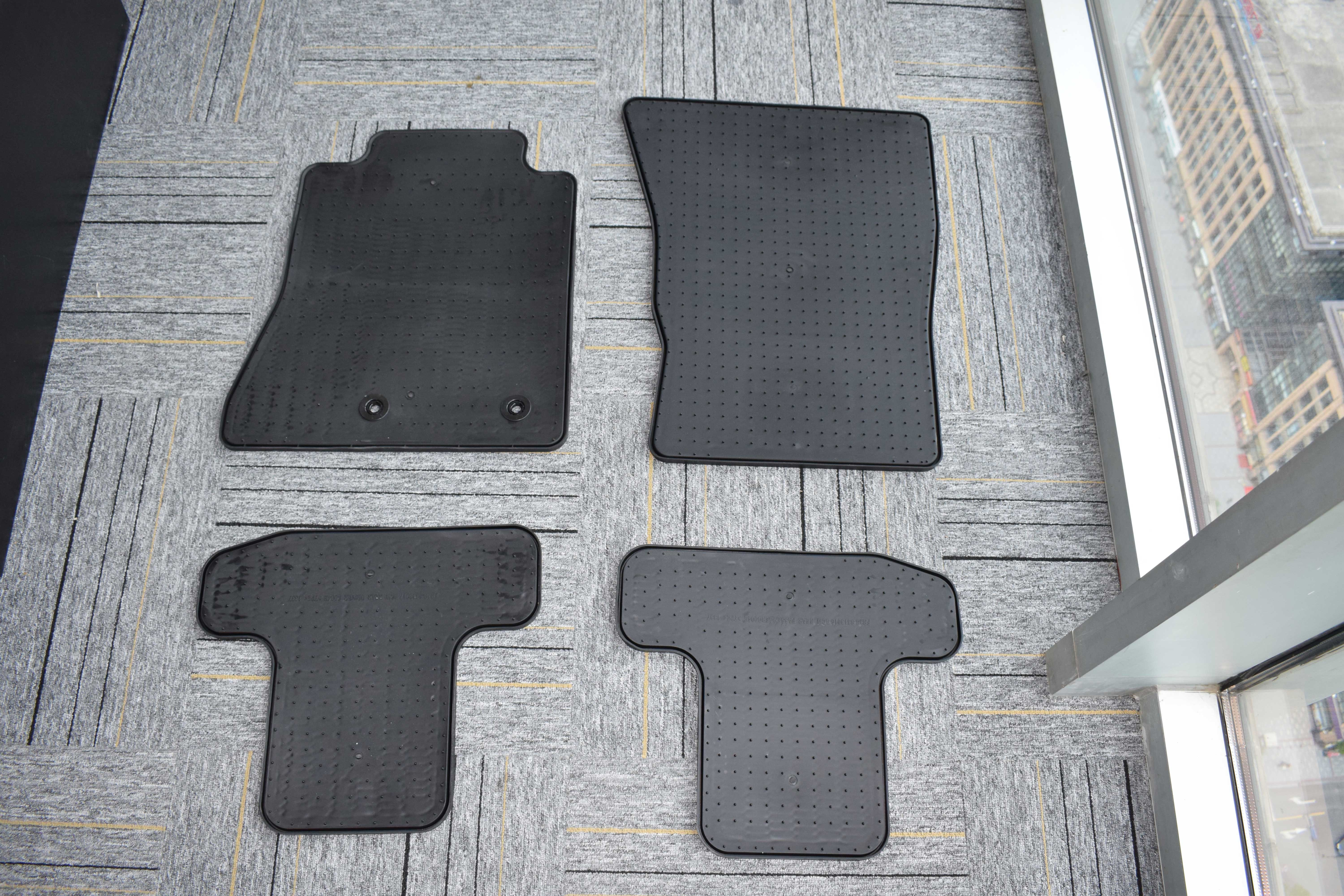 2016 Ford Mustang Floor Liners