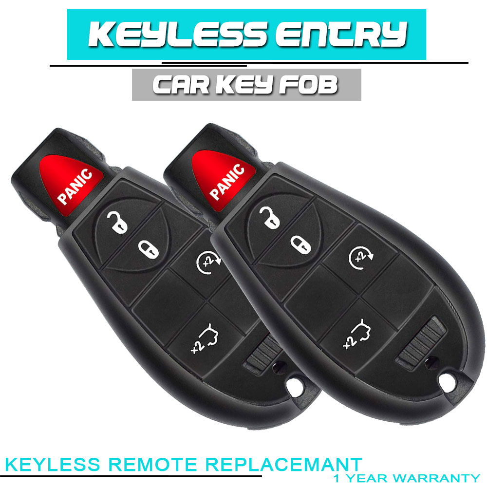 Automotive NEW Keyless Entry Remote Key Fob REPAIR CASE ONLY