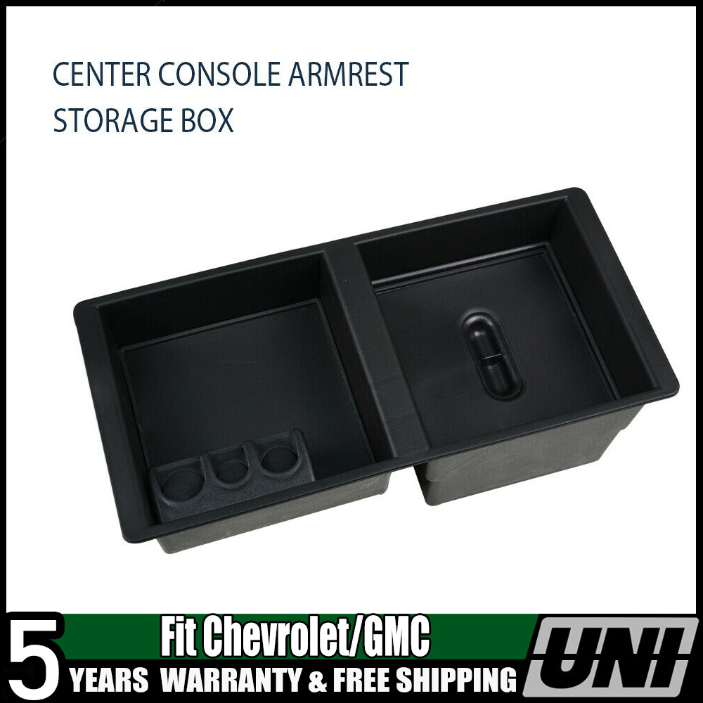 Cool Details About Center Console Organizer Tray For Chevy Silverado Tahoe Gmc Sierra Yukon 15 18 Pdpeps Interior Chair Design Pdpepsorg