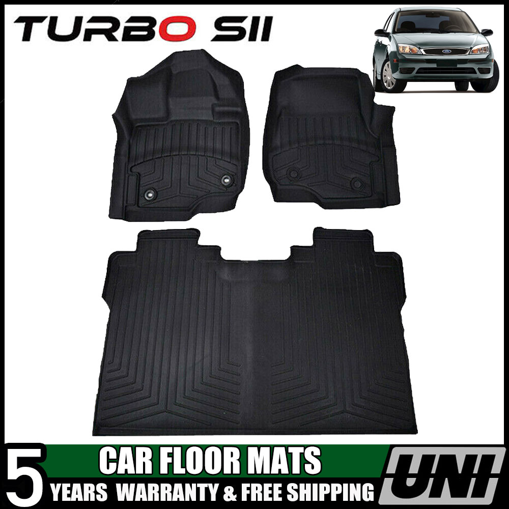 Rubber Liners Floor Mats Fit For 15 19