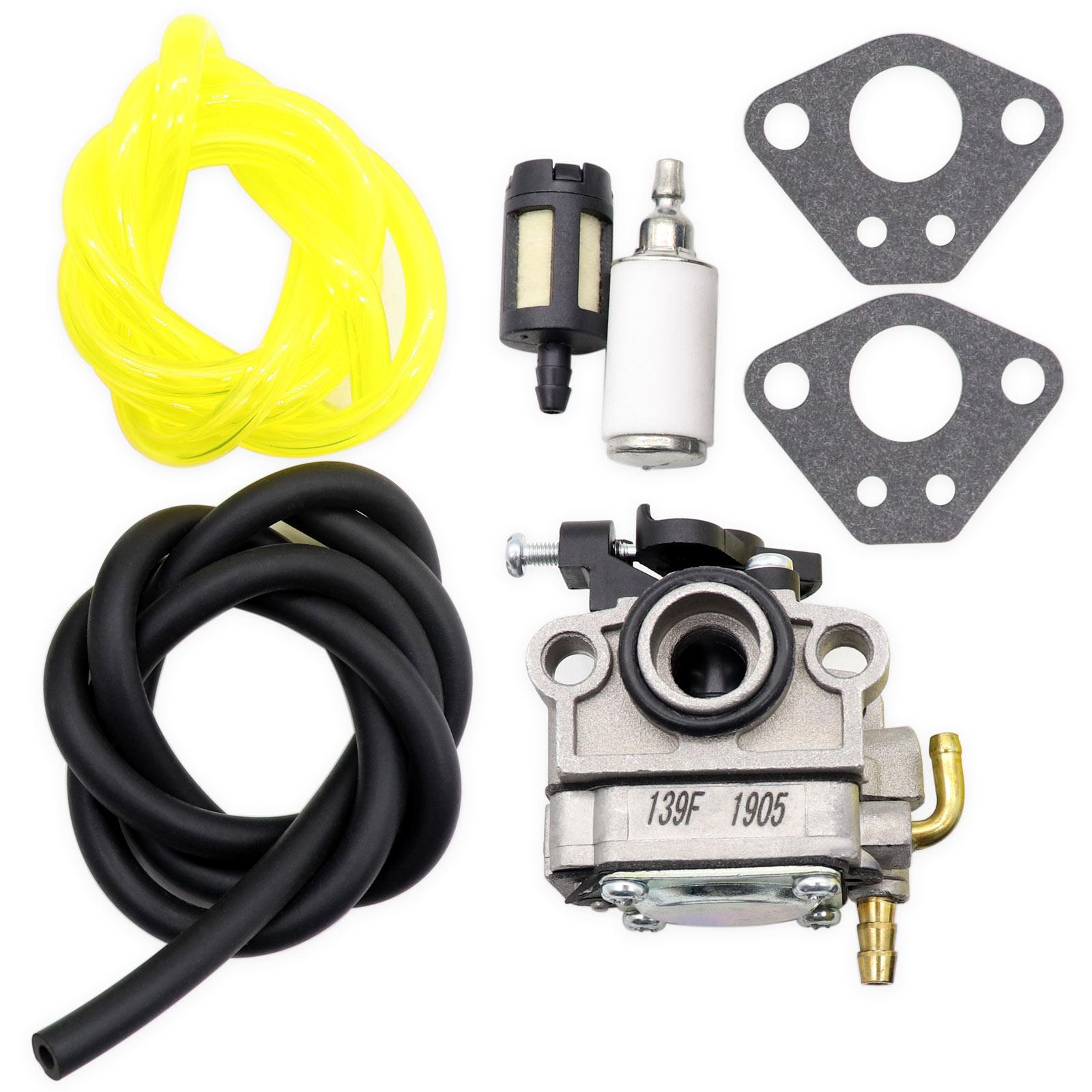 Carburetor fit for Craftsman 30CC 4-CYCLE Gas Trimmer Weedwacker Rep 73197Gasket