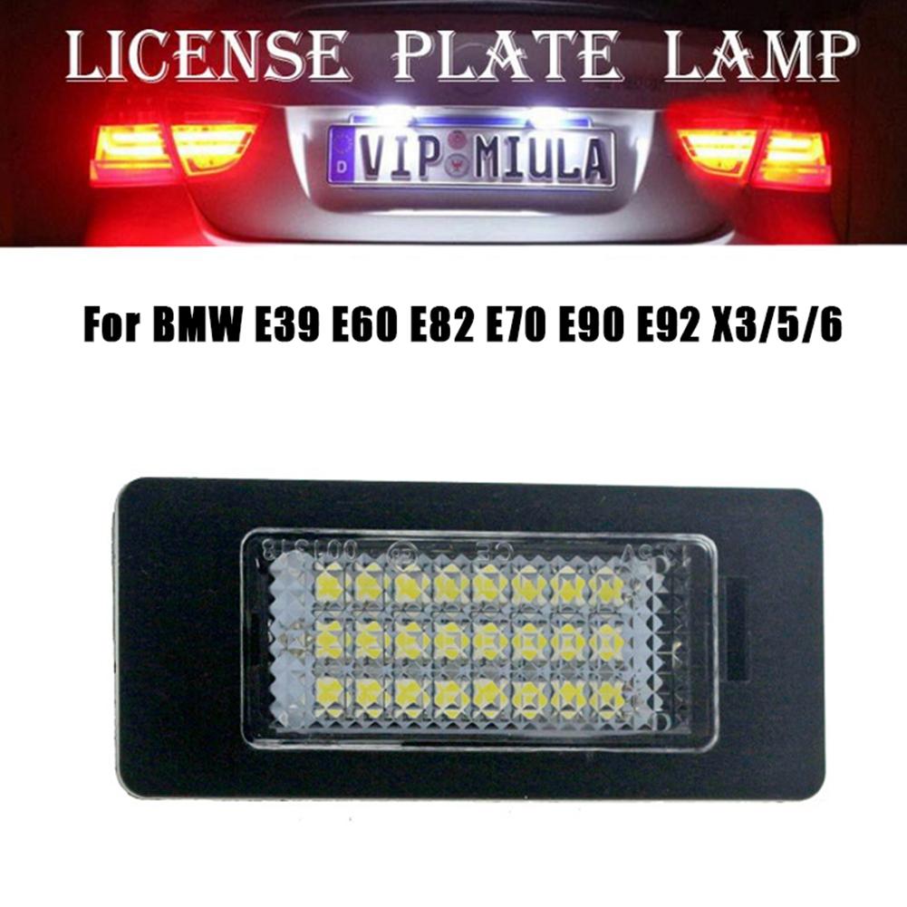 TOP LED Kennzeichenbeleuchtung Mercedes Sprinter 4,6t Kasten W906 307