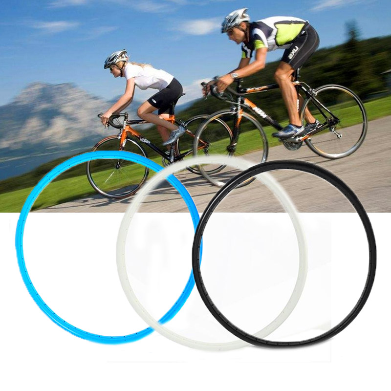 Bike Solid Tire 26 Inch 700x23C Road Bike Bicycle Cycling Riding Tubeless Tyre