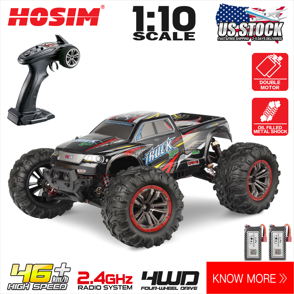 Hosim RC Car Front Streening Cup Accessory Spare Parts 25-SJ10 for 9125 RC Car