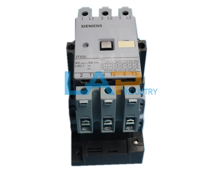 1PC New Siemens 3TS5022-0XM0 3TS50220XM0 Contactor AC220V In Box Free Ship