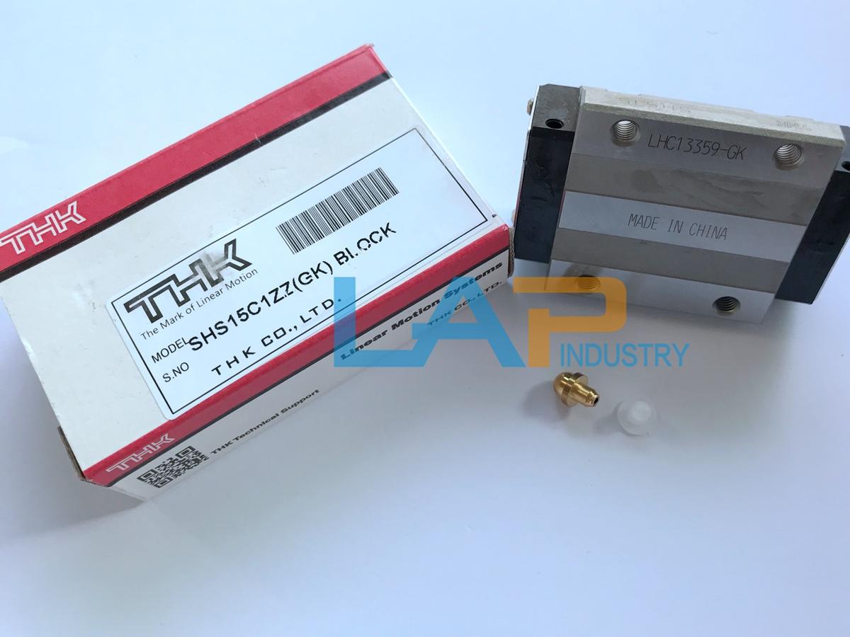 1PCS FOR THK Straight Rail Slider SHS15C1ZZ NEW IN BOX