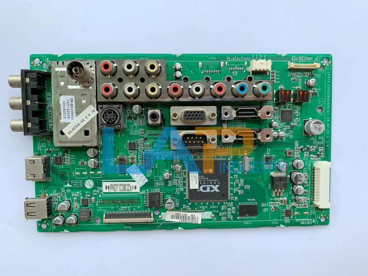 TV Boards, Parts & Components fit LG Screen For LG 32LH20R-CA Main ...