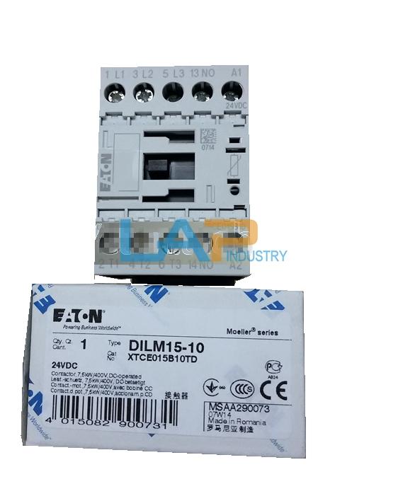 1PC New EATON MOLELLER DILM15-10 free shipping