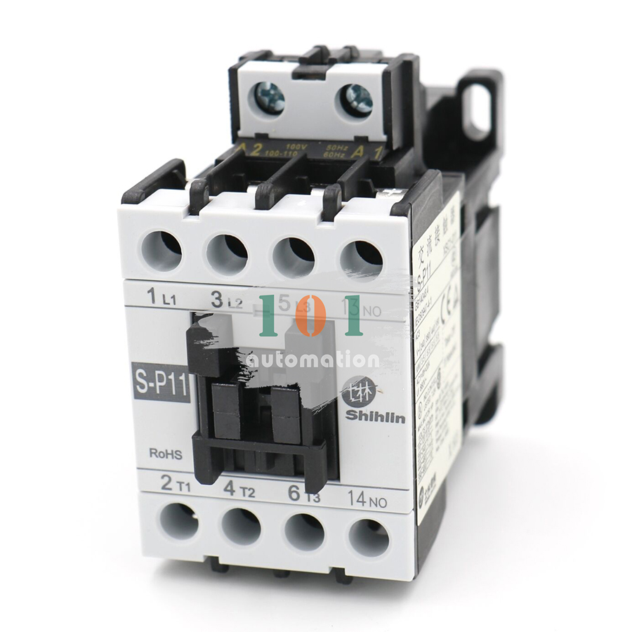 Shihlin S-P11 XSC1-011 AC Magnetic Contactor 220V