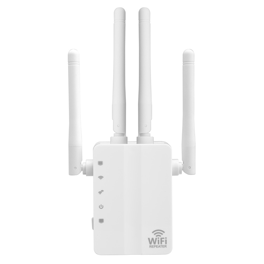 Details about 1200Mbps Wireless WiFi Repeater Signal Range Extender Router  Amplifier Antenna
