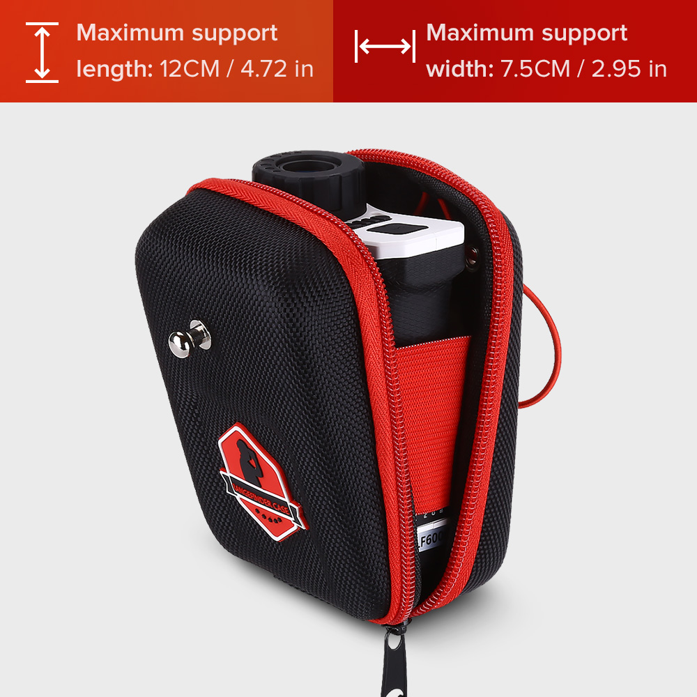Redview Case Pouch Bag for Bushnell Nikon Laser Distance Meter Tape Measure