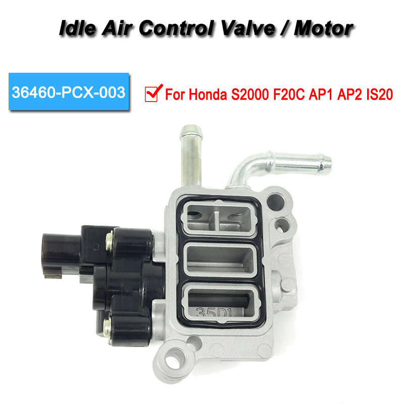 Iacv Idle Air Controlvalve For Honda 36460-PCX-003  S2000 F20C AP1 AP2 IS20
