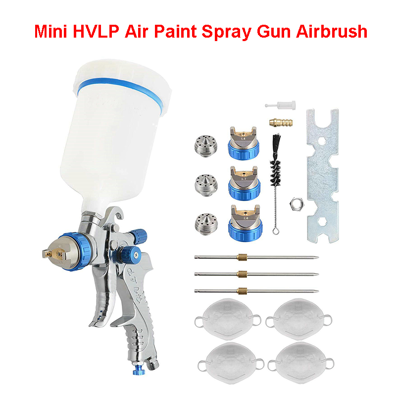 Stainless Steel Air Valve for Airbrush Paint Spray Airbrush Machine Parts