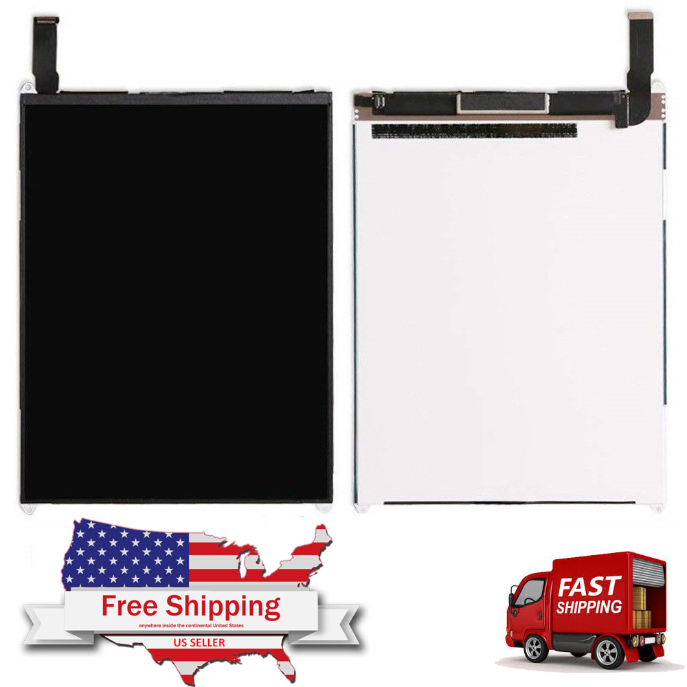 LCD Display Screen Part For Apple iPad Mini 1 2 3 A1455 A1489 A1490 A1599 US