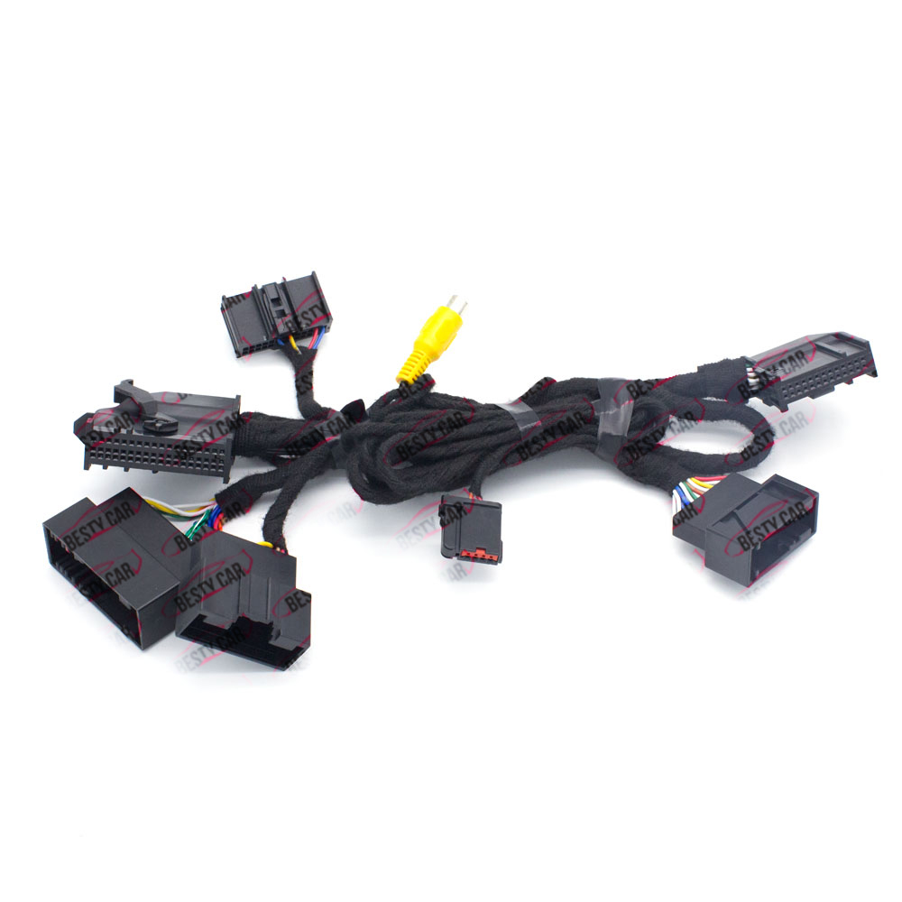4 To 8 Pnp Conversion Power Harness For Ford Sync 1 Sync 2 To Sync 3 Upgrade Ebay