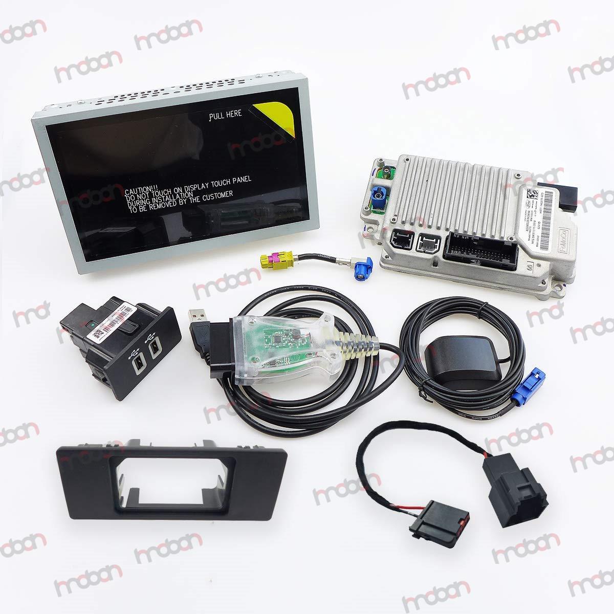 Genuine Sync 2 To Sync 3 Upgrade Kit For Ford Lincoln Apim Module W Carplay Nav Ebay