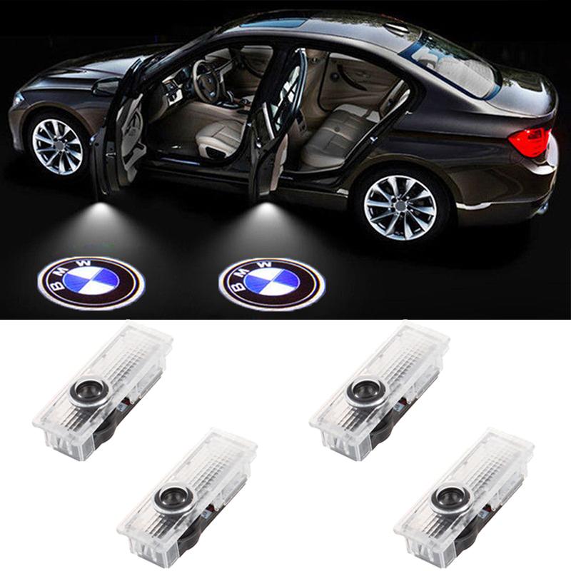 Einstiegsbeleuchtung T/ür Licht Logo Projektor Autot/ür Logo Projektion Auto LED Licht F/ür BMW 4PCS