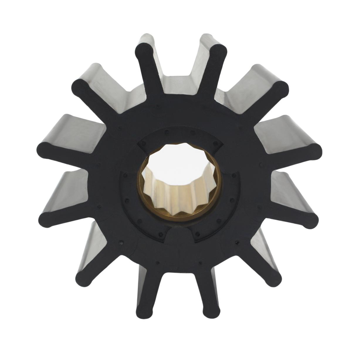 Water Pump Flexible Rubber Impeller for Jabsco  1210-0001