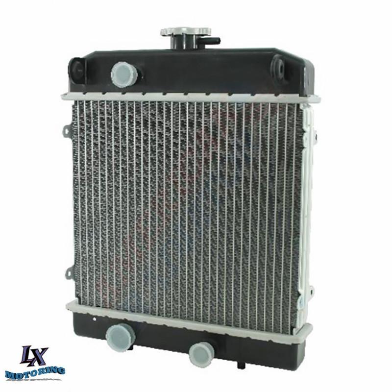 Arctic Cat 450 ATV 4x4 2010 10 Auto EFI radiator cooling unit