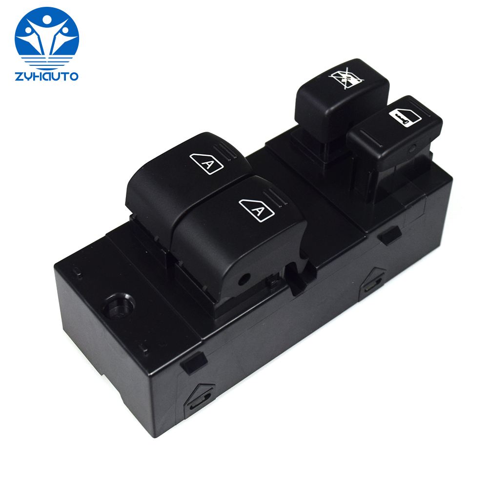Power Window Master Control Switch Driver Side For Nissan