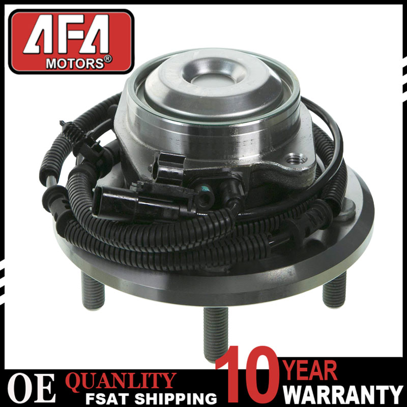 Rear Wheel Bearing And Hub Assembly Pair For Chrysler Town /& Country Dodge Grand Caravan Volkswagen Routan