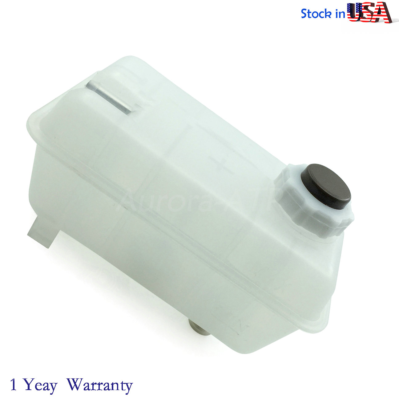 Radiator Coolant Overflow Expansion Tank For Volvo 740 940 960 S V90 W//Cap