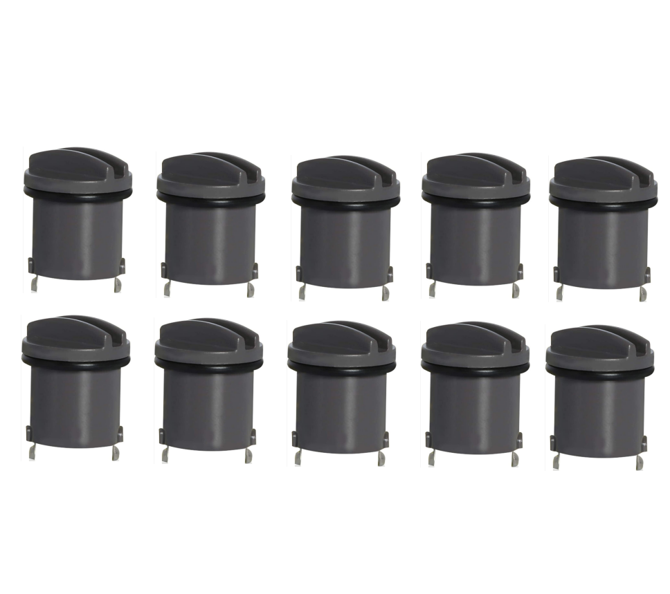 10 Pack Invisible Fence Compatible batteries