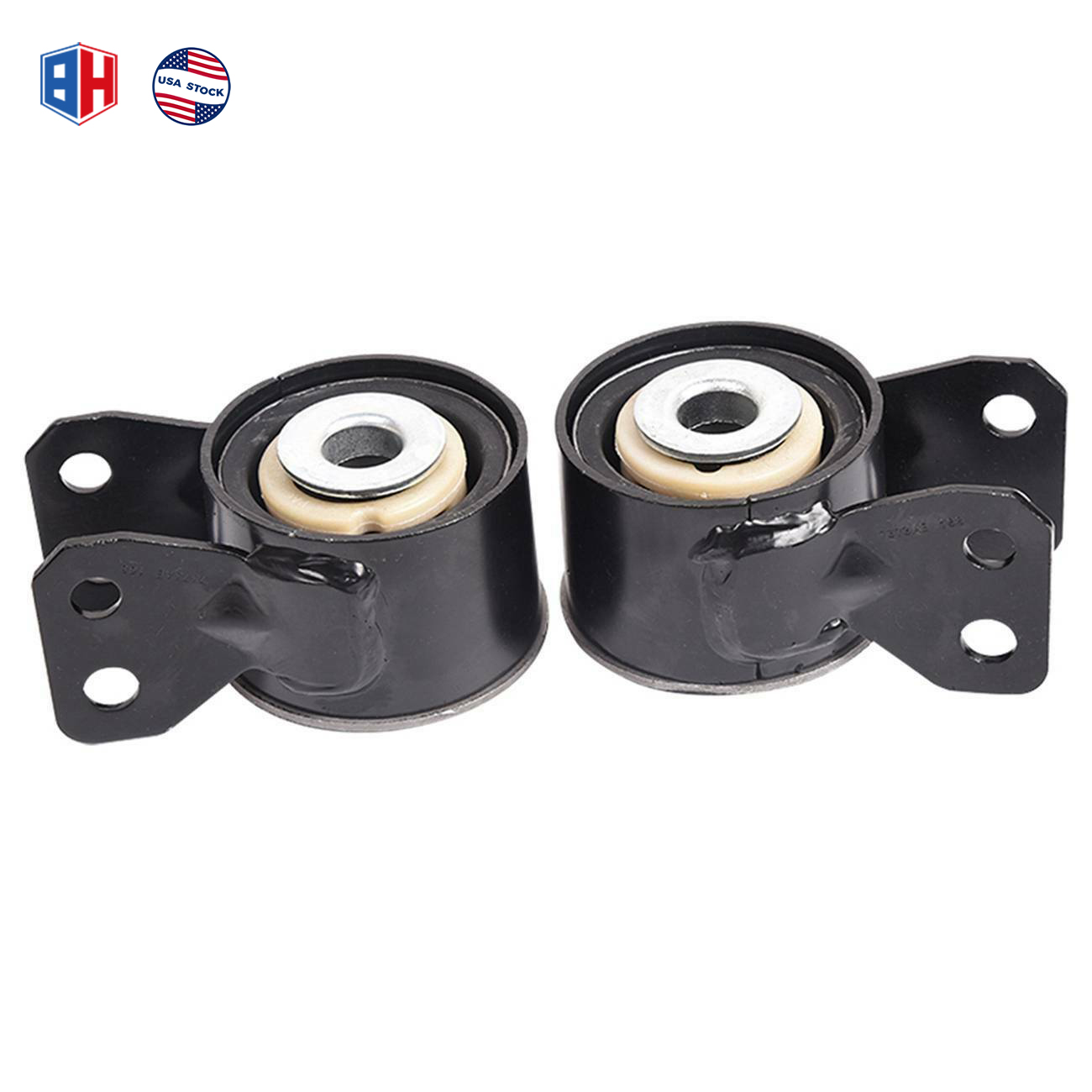Pair Front Forward Lower Control Arm Bushing for GMC Acadia 2007-2017 K201187