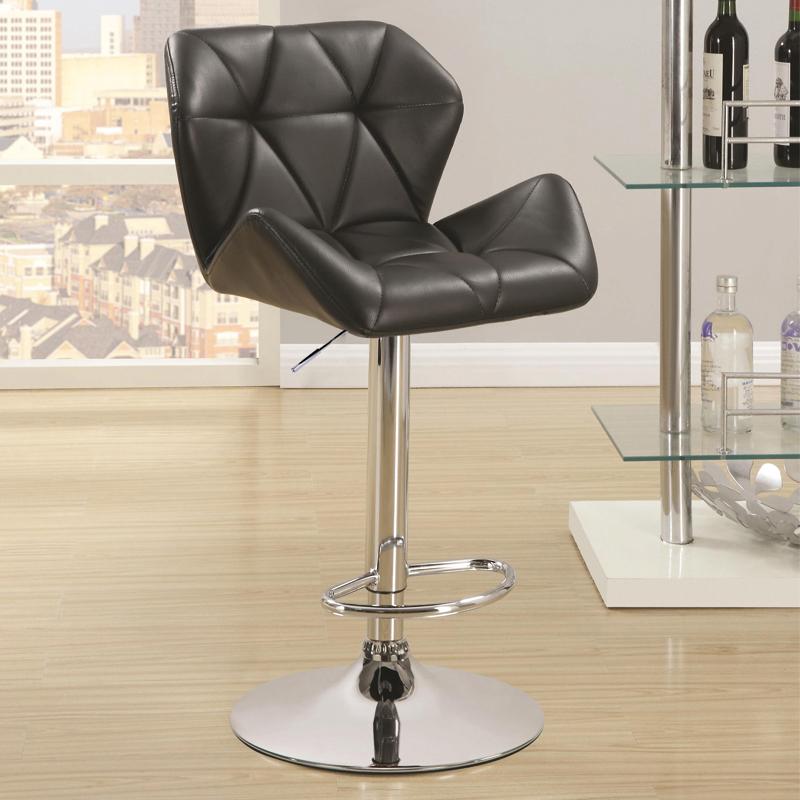 Faux Chaises En Chaise Luxueux Bar Tabourets 2x De Cuir lJF1cTK3