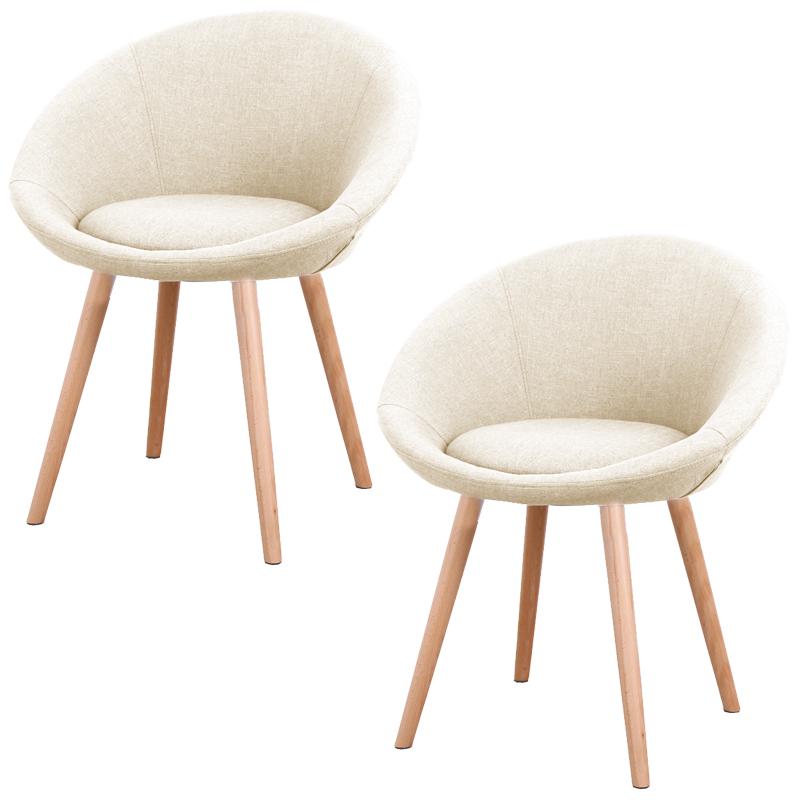 2er set esszimmerst hle konferenzstuhl design stuhl for Designklassiker stuhl holz