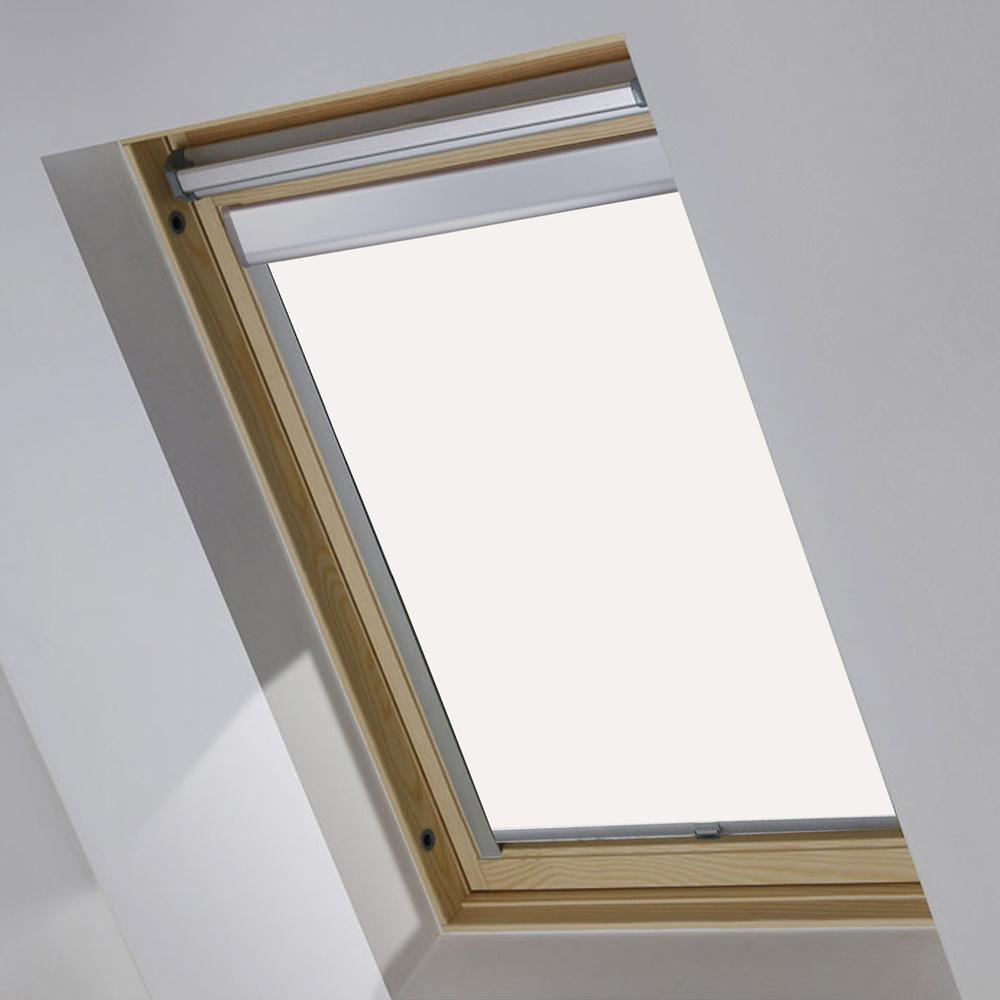 dachfensterrollo passend dachfenster klemmfix verdunkelung thermorollo farbwahl ebay. Black Bedroom Furniture Sets. Home Design Ideas