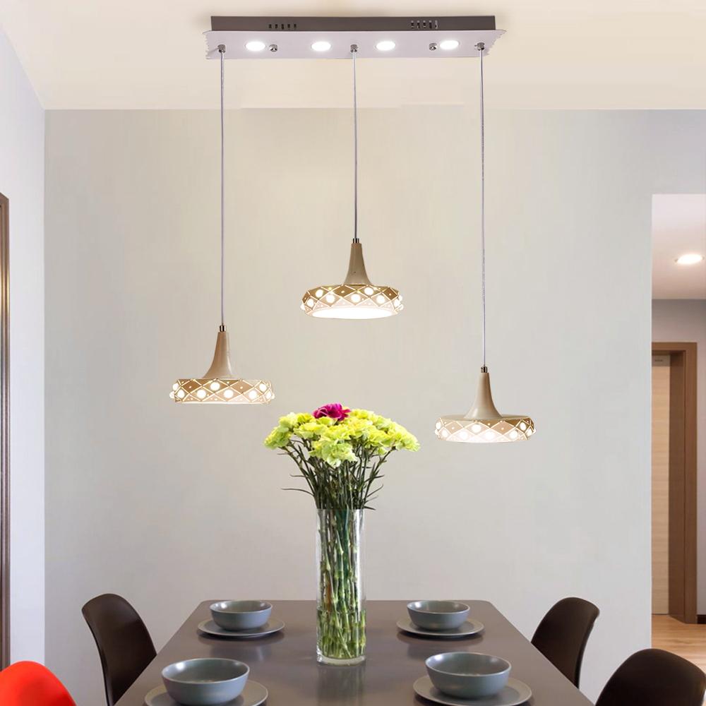 48w led h ngeleuchte pendelleuchte h ngelampe deckenlampe l ster licht esszimmer ebay. Black Bedroom Furniture Sets. Home Design Ideas